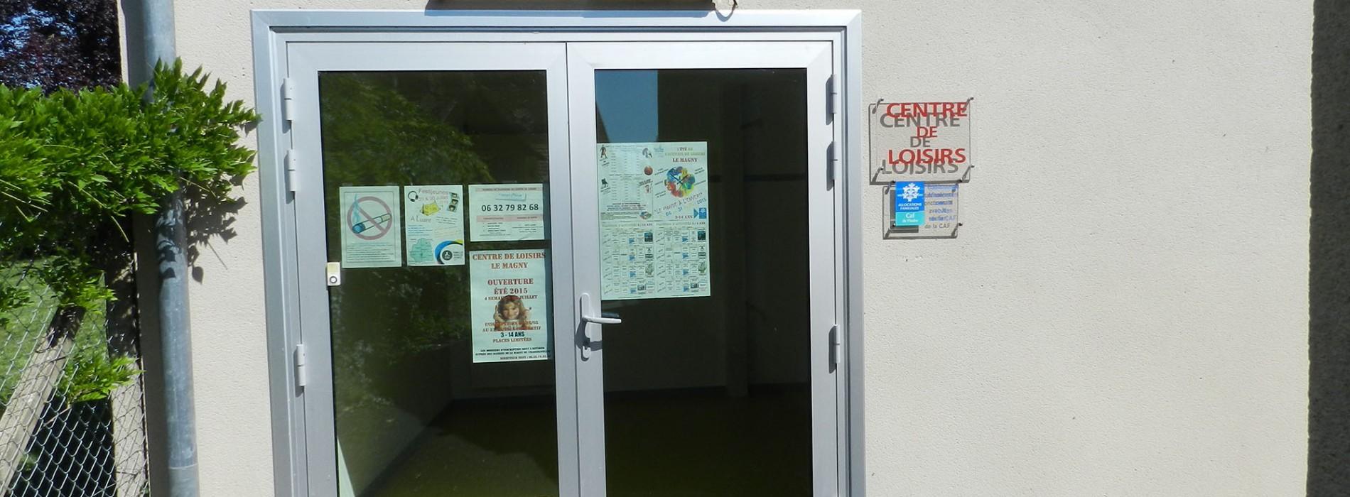Le Centre de Loisirs
