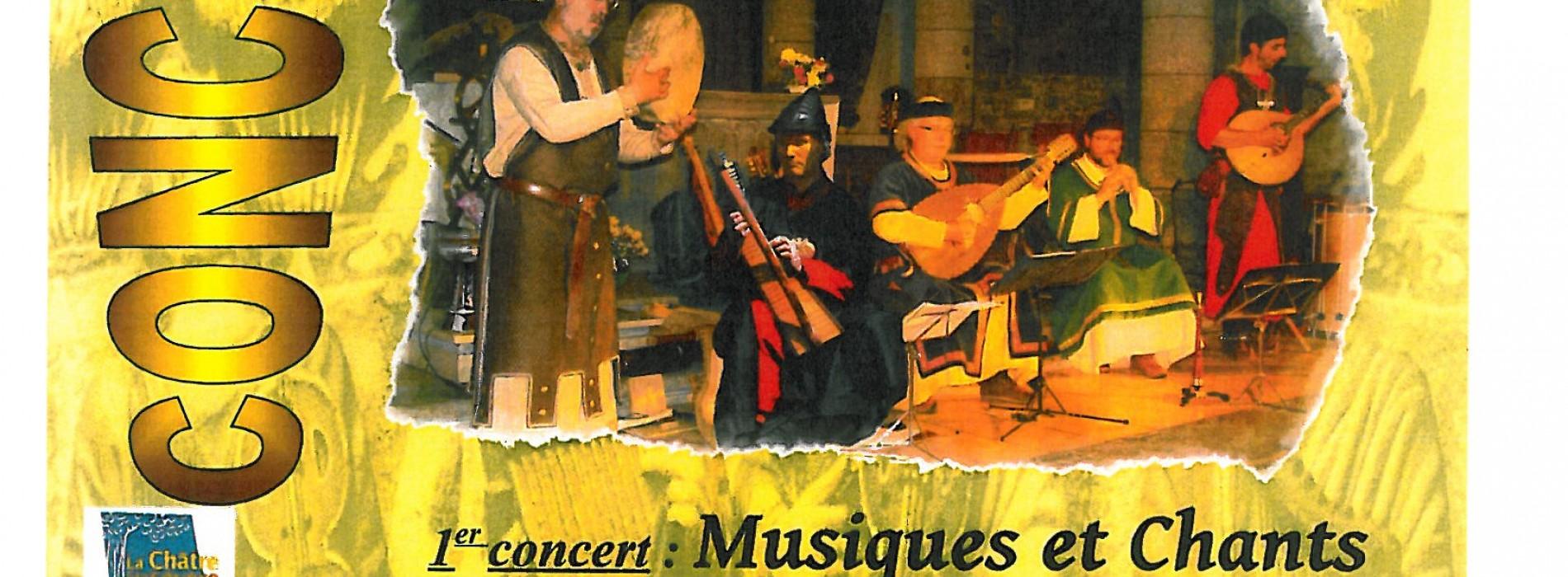 CONCERTS AVEC L'ENSEMBLE PASTOUREL Samedi 28 Mai 20h30-Eglise et Grange du Prieuré à Le Magny