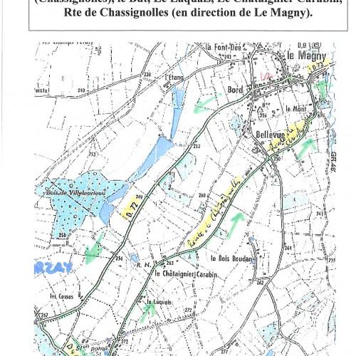 CHAMPIONNAT DEPARTEMENTAL UFOLEP DIMANCHE 29 MAI DE 13H A 18H SUR LE MAGNY