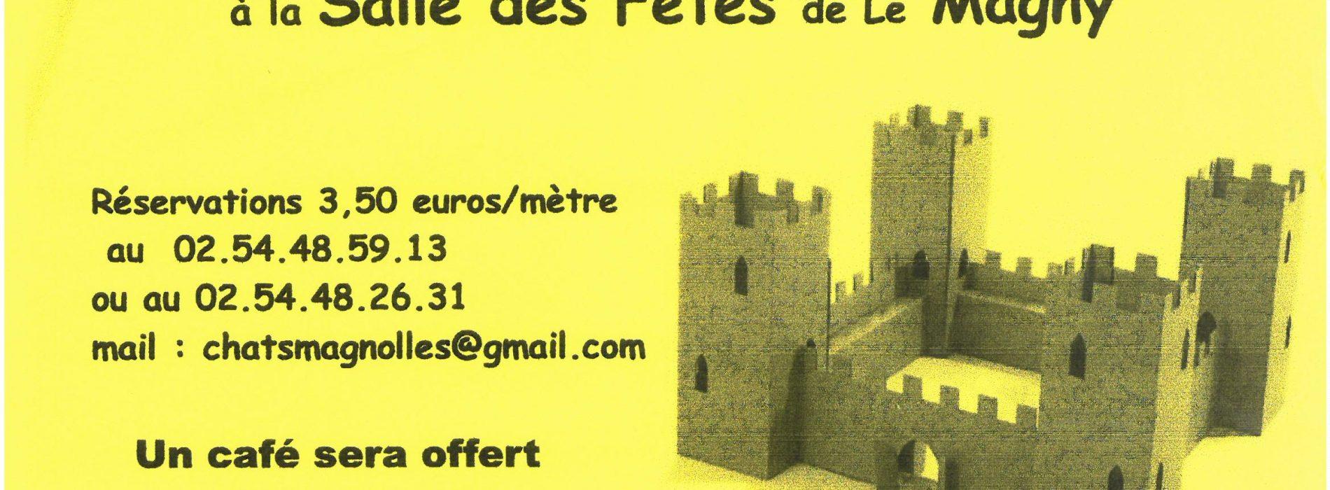 BOURSE AUX JOUETS ET A LA PUERICULTURE LE DIMANCHE 3 DECEMBRE