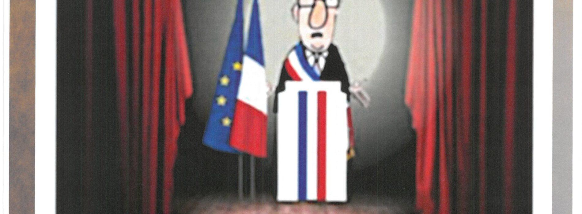 """THEATRE LES VAL'DINGOS PRESENTENT """"ELISE ET MOI"""" le 10 Mars à 15h00 Centre Socio Culturel"""