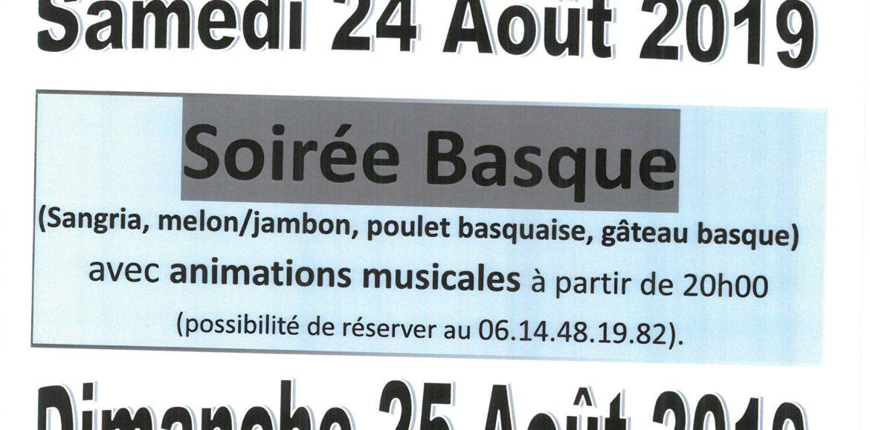 """SAMEDI 24 ET DIMANCHE 25 AOUT """"LE MAGNY SOUFFLE POUR L 'ESPOIR"""""""