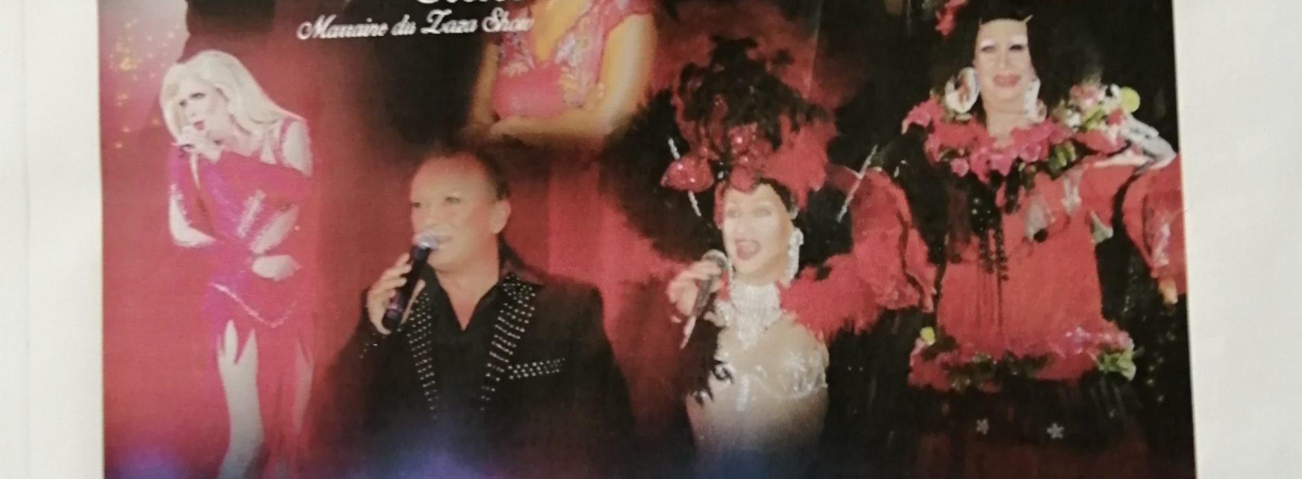 SOIREE CABARET SAMEDI 9 NOVEMBRE 2019 A L'ECLAM