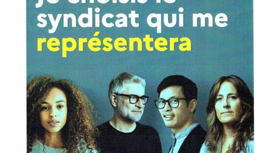ELECTION SYNDICALE DES SALARIES DES TRES PETITES ENTREPRISES