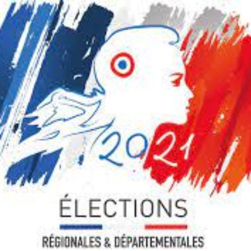 ELECTIONS DEPARTEMENTALE ET REGIONALES