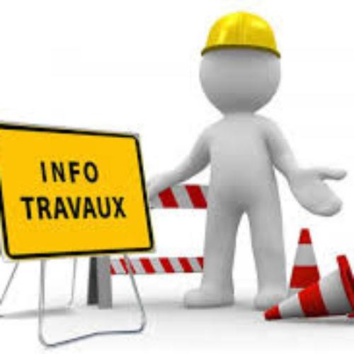 TRAVAUX RTE DE ST DENIS DE JOUHET AU N°11 DU 09/08/2021 AU 27/08/2021